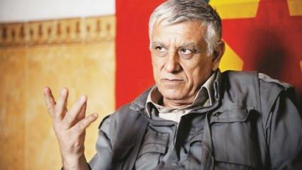 Teröritbaşı Cemil Bayık Fransız gazetesine yazdı! Türkiye'yi hedef aldı