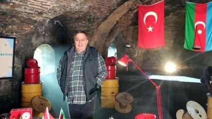 Ünlü sanatçı İsmail Türüt, Dağlık Karabağ'a özel şarkı besteledi