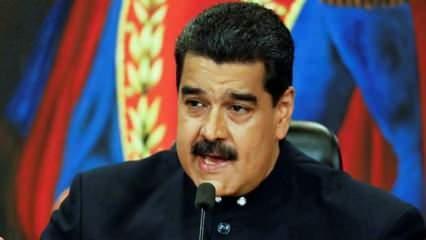 """Venezuela Devlet Başkanı Maduro'dan Filistin mesajı: """"Abluka kalksın artık"""""""