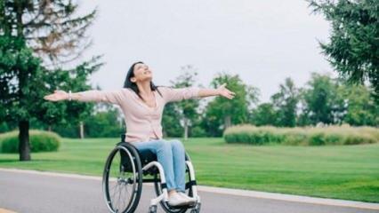 Sevgi varsa engel yoktur! 3 Aralık Dünya Engelliler günü