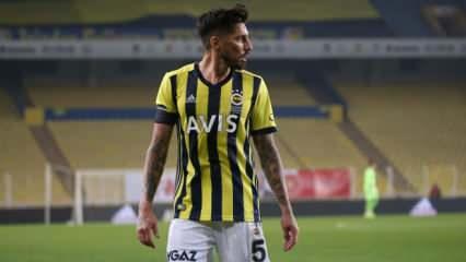 Fenerbahçe'de Jose Sosa kabusu!