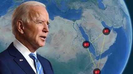 ABD 'Stratejik Türk Üçgeni'ni konuşuyor