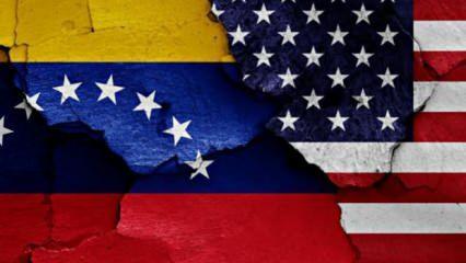 ABD'den Çin devlet şirketine Venezuela yaptırımı