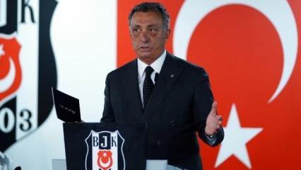 Ahmet Nur Çebi: Beşiktaş taraftarı rahat olsun