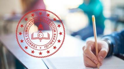 AÖL 1. dönem sınavları ertelendi mi? MEB açıkladı: 2020 AÖL sınavları yapılacak mı?