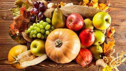 Aralık ayı sebze ve meyveleri nelerdir? Mevsiminde beslenmenin önemi...
