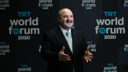 Bakan Varank'tan yabancı araştırmacı ve iş insanlarına çağrı