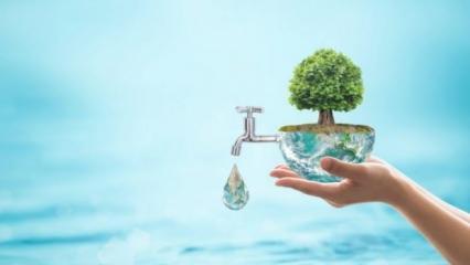 Barajlarda su tükeniyor! İşte su israfını önlemenin 8 yolu