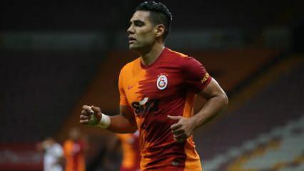 Falcao, Galatasaray'dan ayrılıyor!