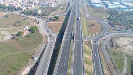 """""""Dünyanın en kaliteli ve güvenli yolları Türkiye'de"""""""
