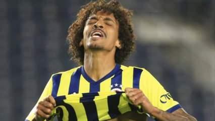 Fenerbahçe'de Luiz Gustavo yine takımla çalışamadı