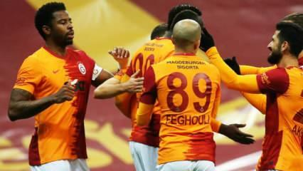 Galatasaray - Hatayspor! Muhtemel 11'ler