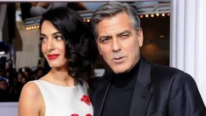 Rüya çift George Clooney ile Clooney Alamuddin boşanıyor!