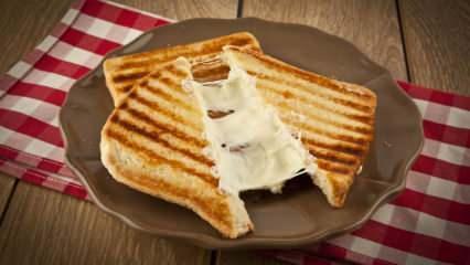 Kaşar peyniri ile tost peyniri arasındaki fark nedir?