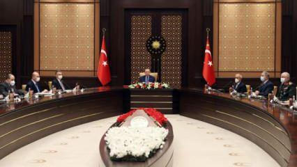 Kritik toplantı sonrası İletişim Başkanlığı'ndan açıklama!