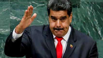 Maduro açıkladı: Kazanırlarsa, görevi bırakacağım