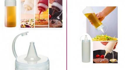 MasterChef'te kullanılan yağlıklar! MasterChef yağlık sos şişeleri