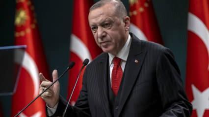Son dakika: Erdoğan yeni kararları açıkladı! Genel sokağa çıkma kısıtlaması ve birçok karar...