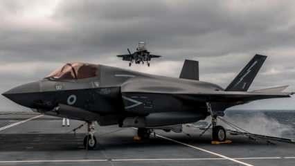 Yunanistan'ın F-35 talebine ABD'den yanıt!
