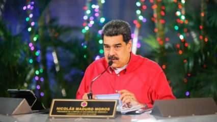 Maduro, ABD'nin çirkin teklifini ifşa etti