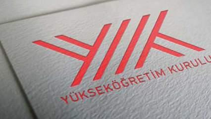 YÖK'den son dakika açıklaması: Erişme açıldı