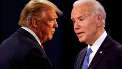 Kongre Biden'ın başkanlığını tescilledi! Trump'tan açıklama: Görevimi bırakacağım ama...
