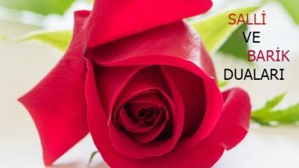 Allahümme Salli ve Allahümme Barik duası okunuşu ve fazileti! Salli Barik duaları anlamı