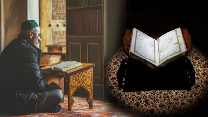 Amme suresinin Arapça okunuşu ve faziletleri! (Nebe) Amme suresi kaçıncı cüz ve sayfada?