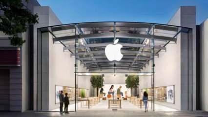 Apple Türkiye'deki mağazalarını kapatıyor