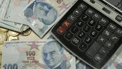 2021'de asgari ücret ne kadar olacak?