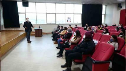 Bağcılar Belediyesi üniversite mezunu işsizlere iş imkanı sundu