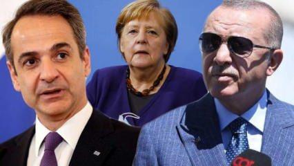 Kathimerini: Yunanistan'ın Türkiye talebine en güçlü direnişi Almanya ve İtalya gösterdi