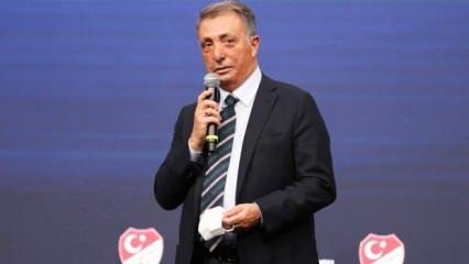 Ahmet Nur Çebi'den TFF'ye mektup
