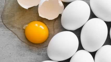 Çiğ yumurta içmenin faydaları nelerdir? Çiğ yumurta ile süt içmek neye iyi gelir?