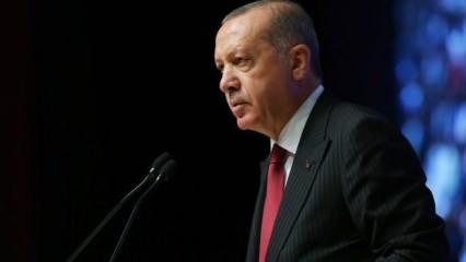 Cumhurbaşkanı Erdoğan'dan son dakika açıklamalar: 14 gün karantina olacak mı?
