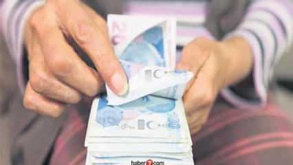 2021 emekli maaşı ne kadar olacak? SSK ve Bağ-Kur emekli maaş zammı...
