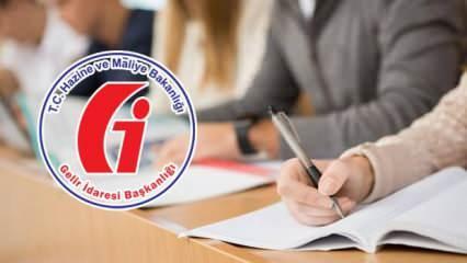 GİB uzman yardımcılığı sınavı ne zaman yapılacak? Ertelenen sınavla ilgili açıklama...