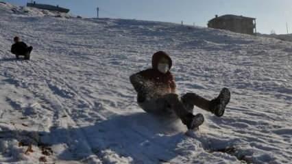Meteoroloji'den son dakika haberi: Kar yağışı bekleniyor!