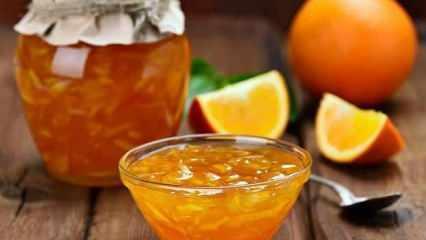 Koronavirüs salgını portakal reçeline olan ilgiyi arttırdı