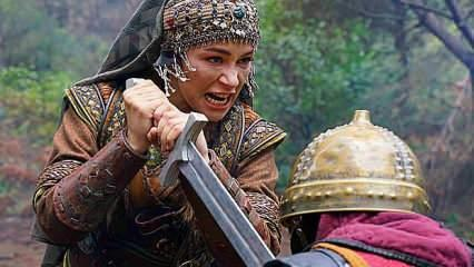 Kuruluş Osman'ın güçlü oyuncusunu ilk kez böyle göreceksiniz! Ağlayarak duygu seline kapıldı...