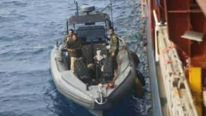 Libya'ya ilaç taşıyan Türk gemisine yasak bölge cezası