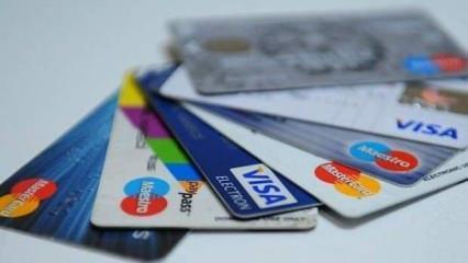 BDDK'dan kritik hamle! Kredi kartı taksit sayıları düşürüldü