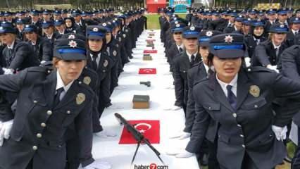 Nasıl Polis Olunur? 20121 polislik için başvuru şartları neler?