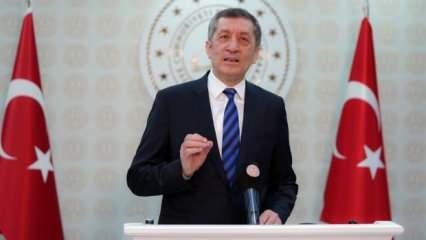 Son dakika haberi: Milli Eğitim Bakanı Selçuk TIMSS 2019 sonuçlarını açıkladı