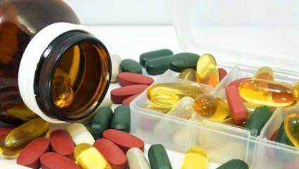Vitamin takviyeleri ile ilgili yanlış bilinen doğrular