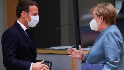 Yunanistan çalkalanıyor: Macron'u Türkiye konusunda Merkel ikna etti, bizi sattılar