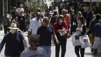 Yunanistan'da COVID-19 karantinası 7 Ocak'a kadar uzatılacak