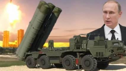 ABD'nin Türkiye'ye S-400 yaptırımına Rusya'dan tepki