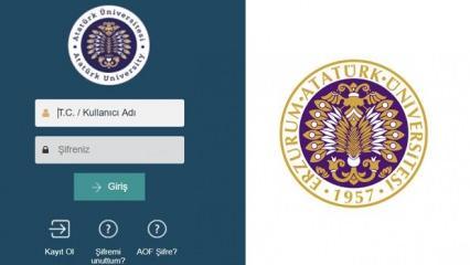 ATA AÖF sınav sonuçları takvimi! Atatürk Üniversitesi ara sınav sonuçları ne zaman açıklanacak?