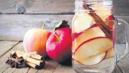 Bağırsak dostu besinler: Elma, tarçın, ıspanak...